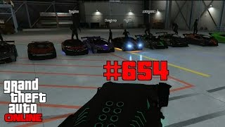 GTA 5 Online #654 Geldwäsche Deutsch Let´s Play GTA V Online PS4