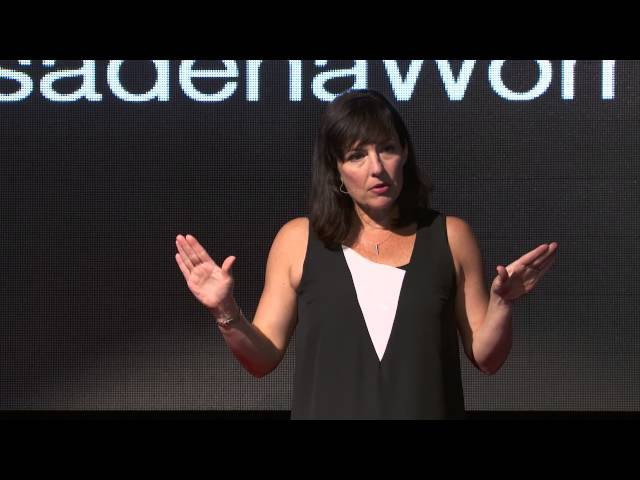 【TEDx】The Power of Responsibility | Joelle Casteix | TEDxPasadenaWomen
