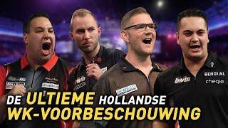 Darts Inside IIL | De ultieme Nederlandse WK voorbeschouwing
