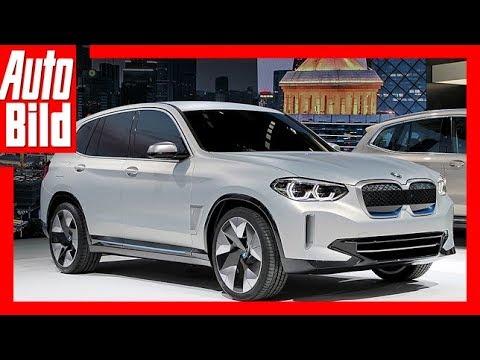 BMW iX3 Concept (Auto China 2018) Details/Erklärung