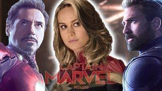 Captain Marvel Prelude 2018 Full Breakdown