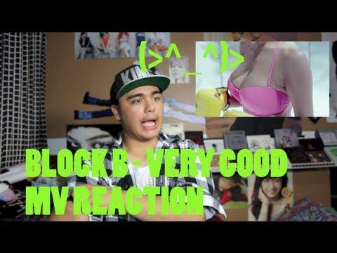 Block B (블락비) - Very Good Mv DOPE REACTION