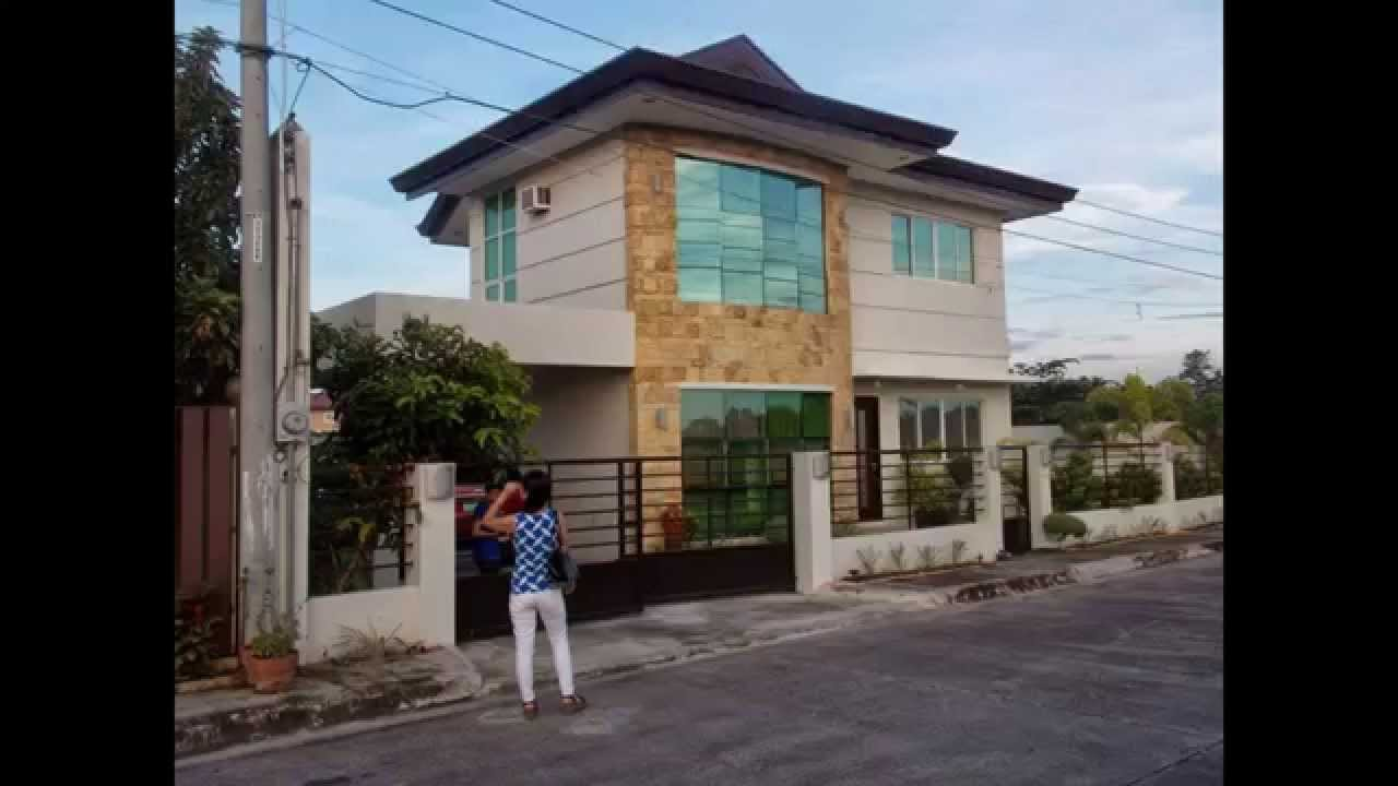 Beautiful Modern fully-furnished 3-Bedroom House and Lot in ...