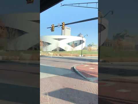 Mark Blazor - Testing the Self-Driving Cars At The Scioto Mile