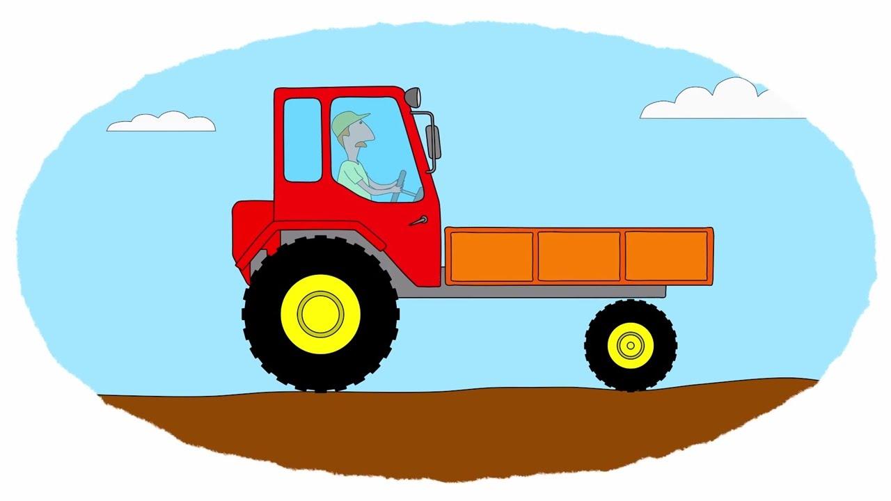 Ausmalbilder Traktor Mit Pflug : Gro Artig Traktor Malbuch Fotos Malvorlagen Von Tieren Ngadi Info
