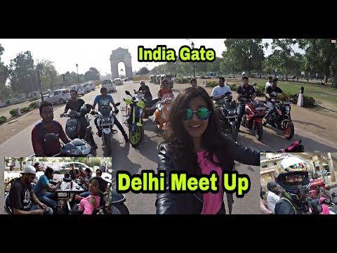 Delhi Meet Up || India Gate || Karol Baug