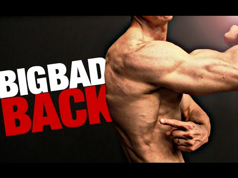 """COMPLETE"" Back Workout (Width, Density, Strength!)"