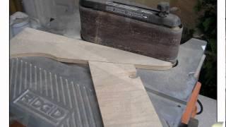Skin On Frame Kayak Part 1