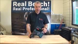 Новинки Bosch 2017. Аккумуляторный перфоратор GBH 18V-26 Professional