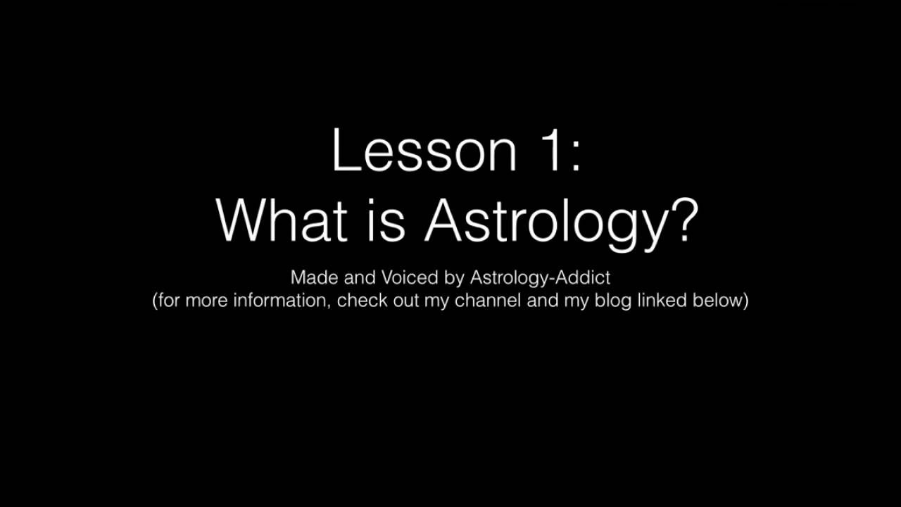 Astrology Basics Lesson 1: What is Astrology?