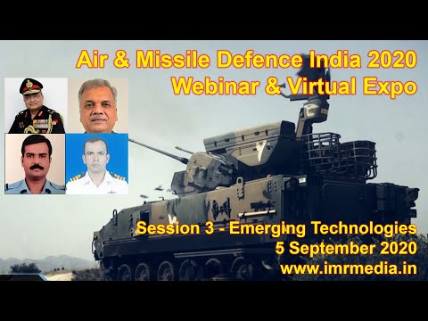 Air & Missile Defence Event 3 Emerging Technologies