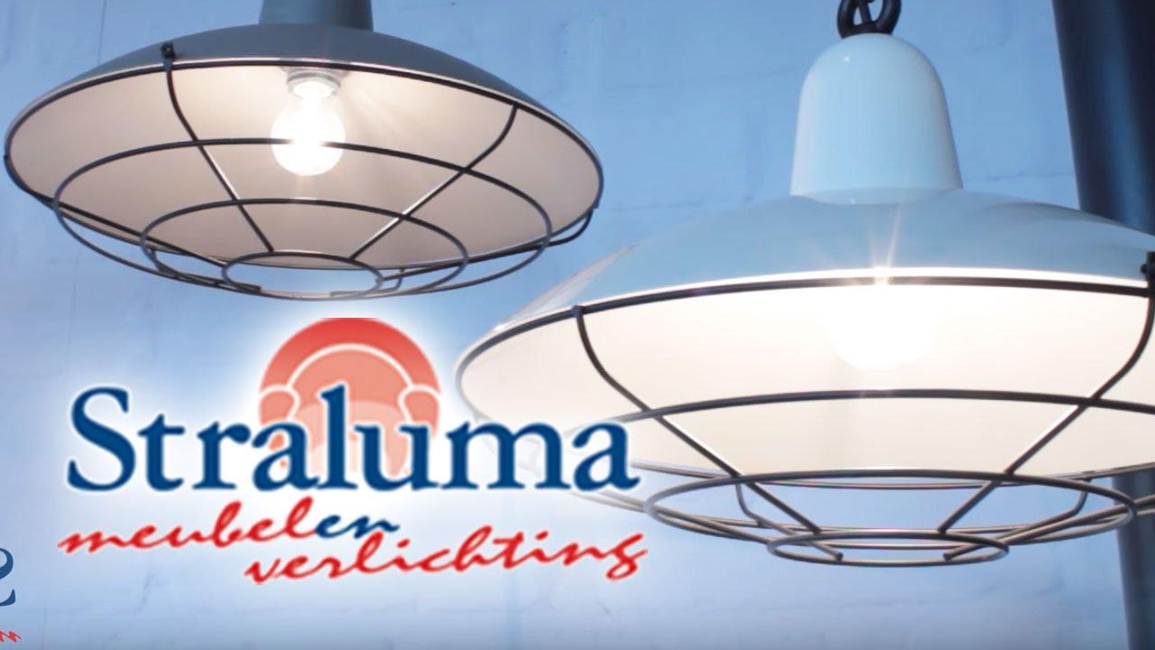 industrile hanglampen robuust straluma meubel en verlichting youtube