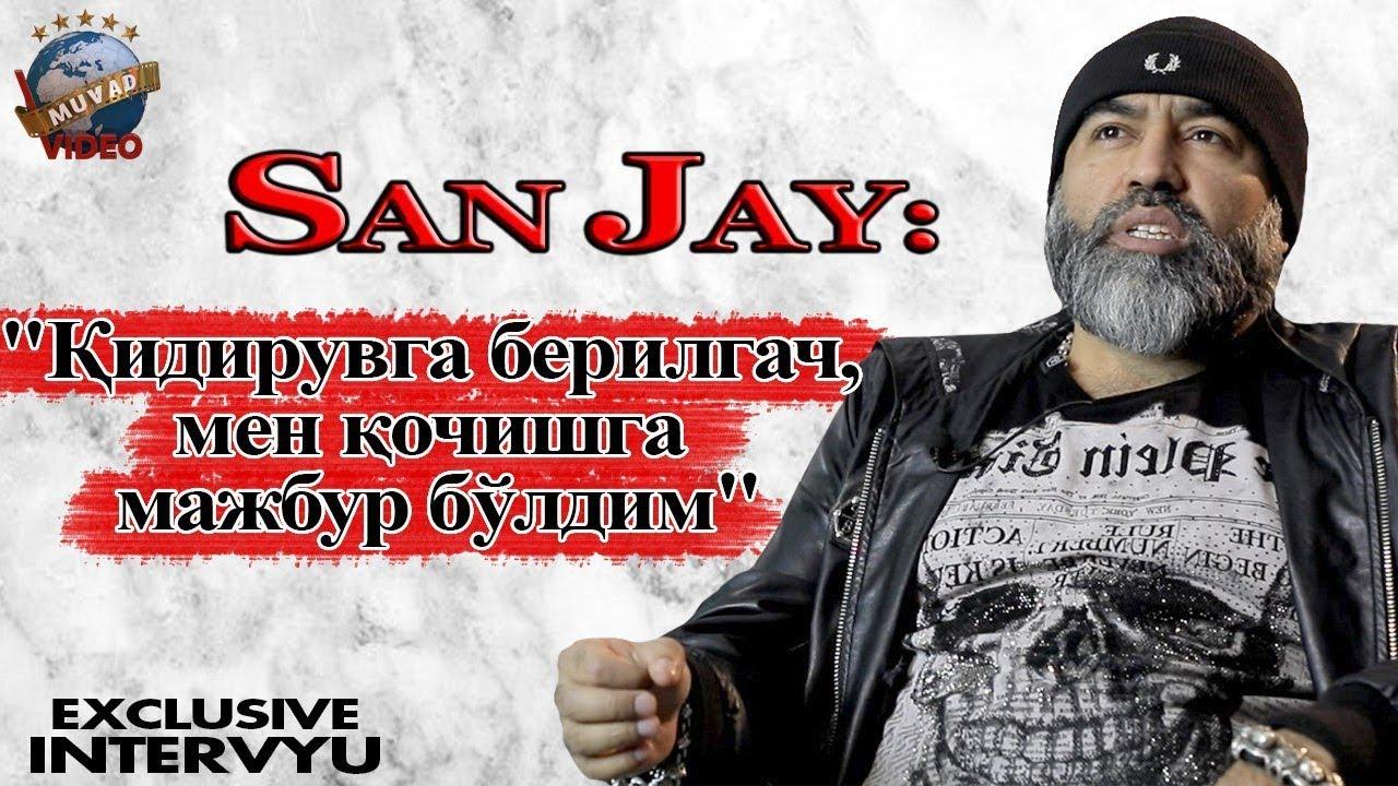 Sanjay - Уйсиз, пулсиз, бир ярим йилда халқ артисти бўлдим (Exclusive interview)