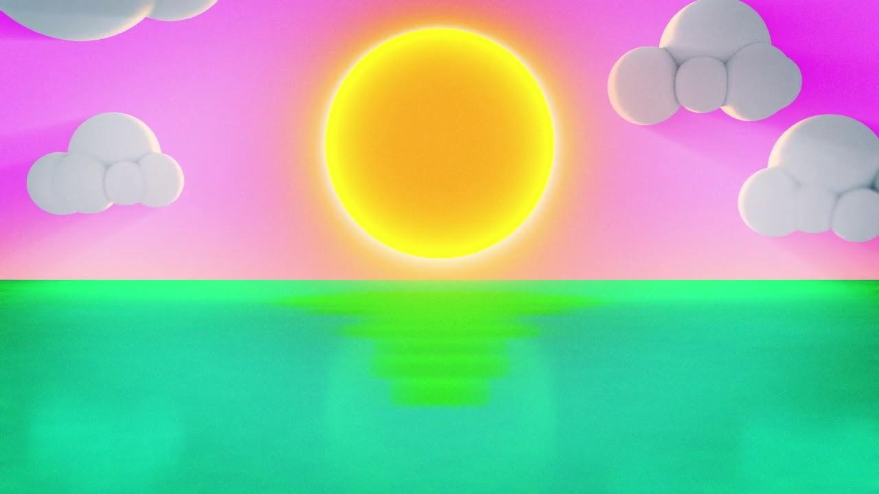 Art Live Stream : Sunset