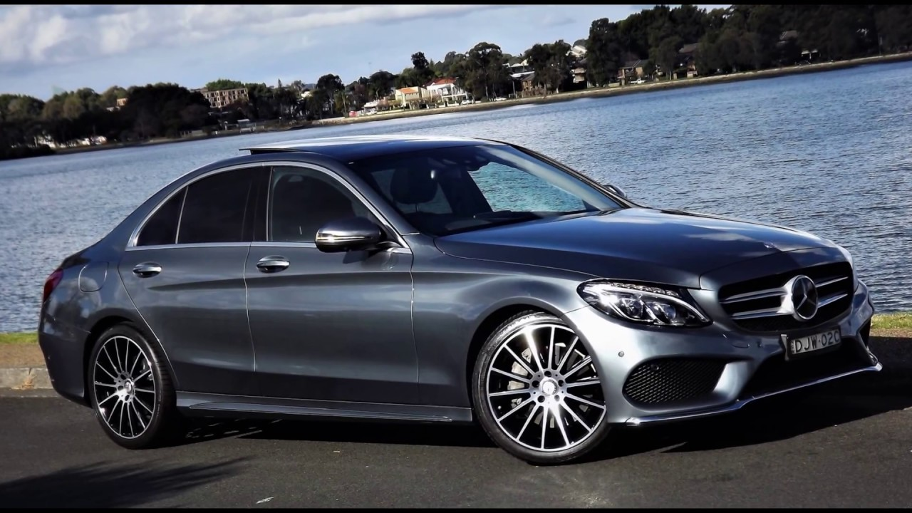 2016 Mercedes Benz C250 2 0t Amg Auto My17 66 888
