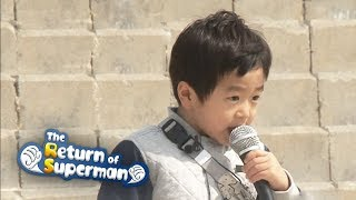 Seung Jae is Bangbae-Dong's MC~ [The return of superman Ep 221]