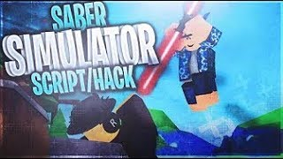 [WORKING]🔥ROBLOX HACK SCRIPT🔥| Saber Simulator |😱 UNDETECTED, COIN TP, AUTOFARM I😱[FREE]