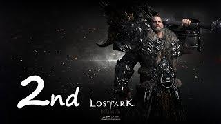 Lost Ark 2017 2차 디스트로이어 Warrior - Destroyer