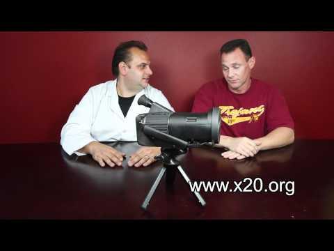 Palm IR 250D / Thermal-Eye 250 Thermal Imager Infrared Camera Presentation