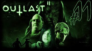 OUTLAST 2  Let's Play 2.0 - Parte #11 Español | PS4