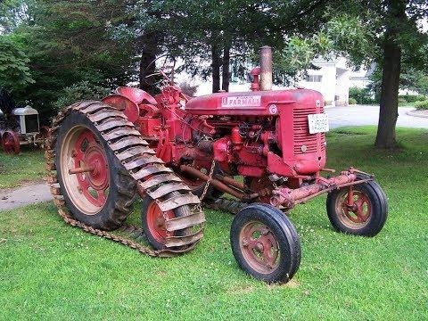 Мультик про трактор, машинки, экскаватор, кран