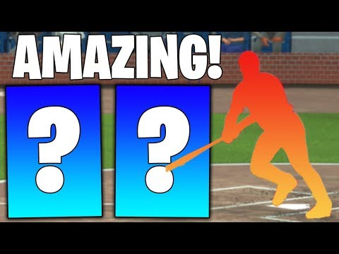 WE DRAFTED 2 OF MY FAVORITE PLAYERS EVER! MLB The Show 18 Battle Royale Draft & Gameplay