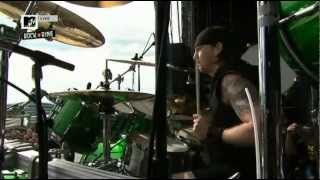 Bullet For My Valentine   ROCK AM RING 2010