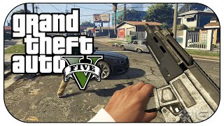 6 Things ADDED to First Person Mode! (GTA 5 PS4 Gameplay)