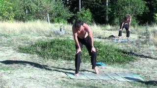 Дмитрий Рогань. Йога (среда, 22.08.2012).