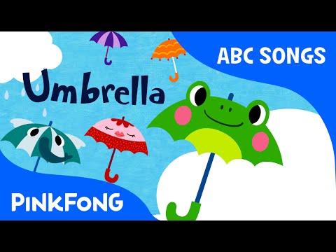 U | Umbrella | ABC Alphabet Songs | Phonics | PINKFONG Songs for Children