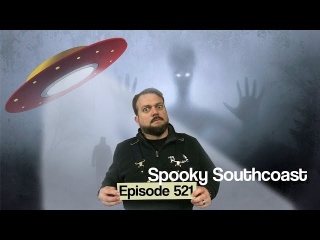 Ep521: UFOs, Ghosts with Porter (FULL EPISODE)
