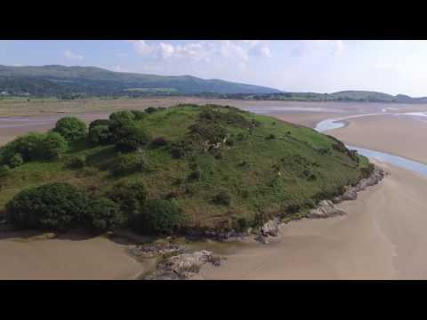 Ynys Gifftan & the Dwyryd Estuary