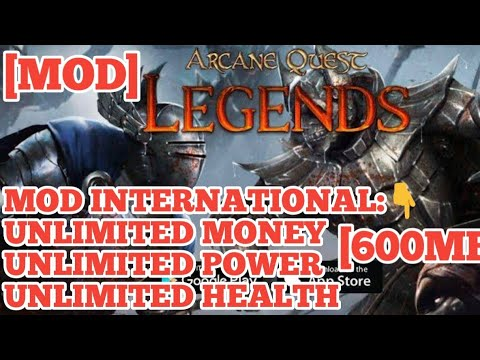 🔥ARCANE-QUEST-LEGENDS🔥-OFFLINE-RPG-[MOD]-LATEST-FOR-ANDROID-|BY-PRO-GAMER|