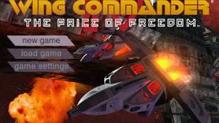 PSX Longplay [457] Wing Commander IV: The Price of Freedom