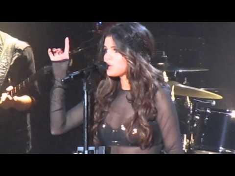 Selena Gomez, Love Will Remember, Hidalgo TX, 3 8 2014