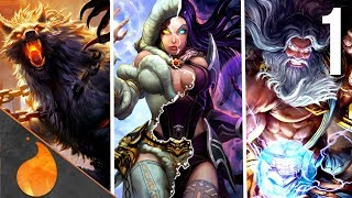 THE STRONGEST GODS AT RELEASE! Smite Throughout the Years: Part 1