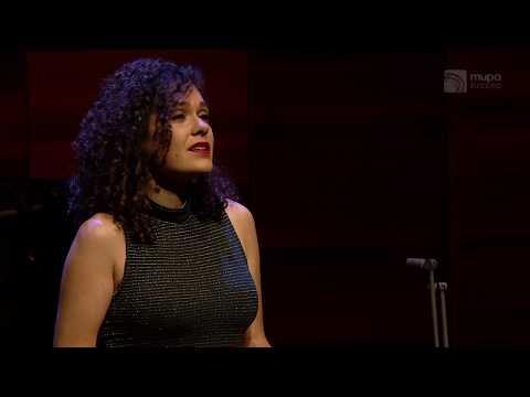 Nora Fischer - Monteverdi - Lamento della ninfa (Live at Müpa Budapest)