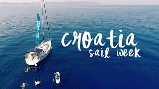 ⎈ CROATIA // SAIL WEEK ⎈