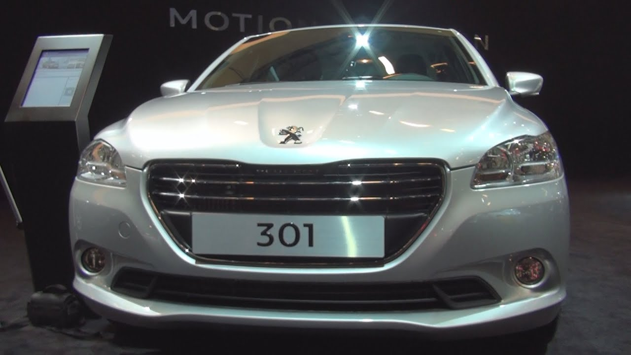 Peugeot 301 2015 Exterior And Interior Youtube