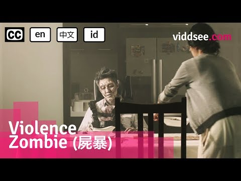 Violence Zombie - This Abused Wife Slams The Door On Help. Love Will Be Her Saviour // Viddsee.com