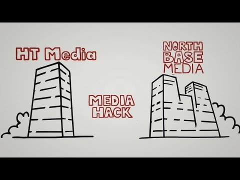 MediaHack.in - Introduction Video || Build your own Media Enterprise || HT Media & North Base Media