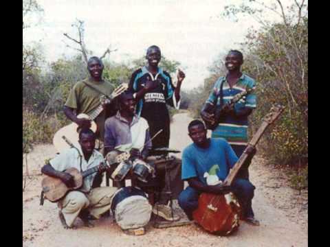 Green Mamba-Kulia Kwakabbanjo Zambian Tonga Song