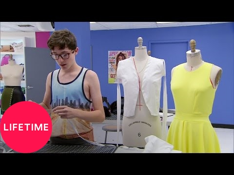 Download Project Runway Junior: Episode 7: Stay Away From Basic | Lifetime