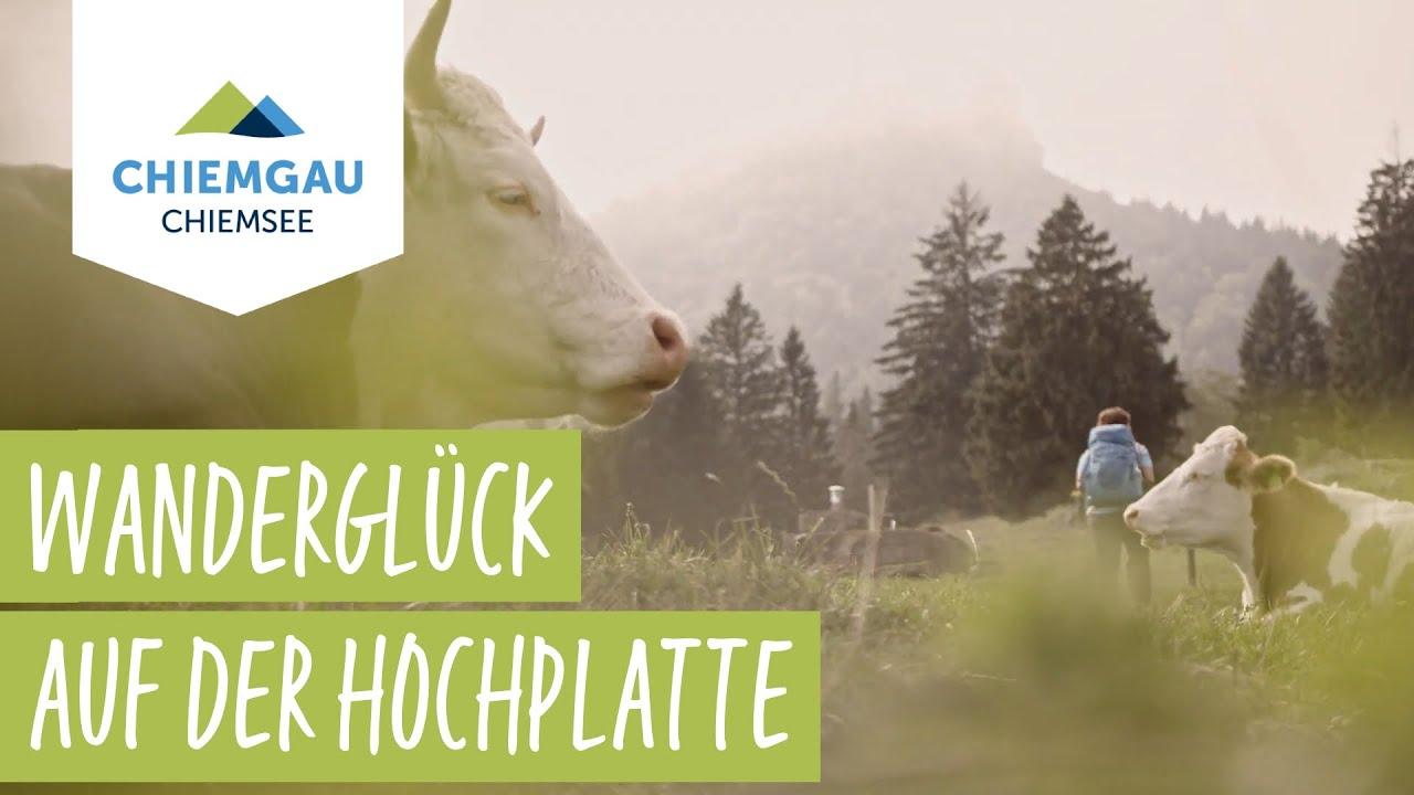 #1 Chiemgauer Gipfelglücksmomente - Hochplattenbahn