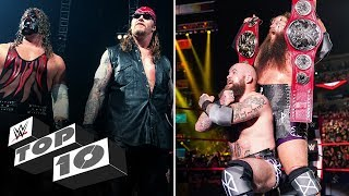 Powerhouse Tag Team Champions: WWE Top 10, Oct. 20, 2019