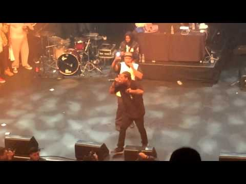 Xavier Wulf - Fort Woe (Live @ Club Nokia, 1/30/16) - M2 GH2