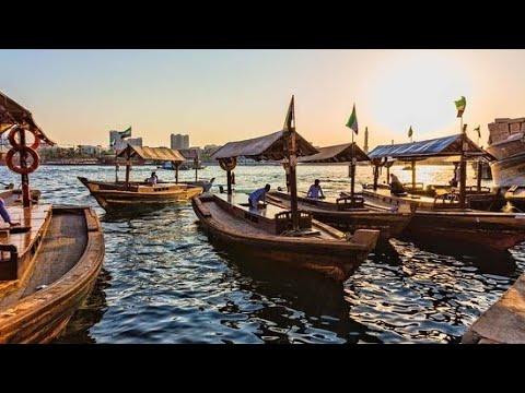 Visiting World's largest Gold Market   Gold Souk   Dubai City Tour   ABC Tours 2020.