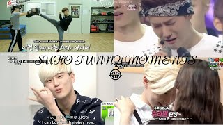 Suho Funny Moments😂
