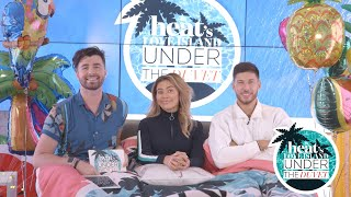 Jack & Montana on why Sherif left Love Island & other villa secrets- heat's Under The Duvet
