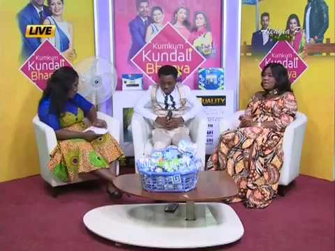 Kumkum Bhagya Chatroom on Adom TV (22-12-17)